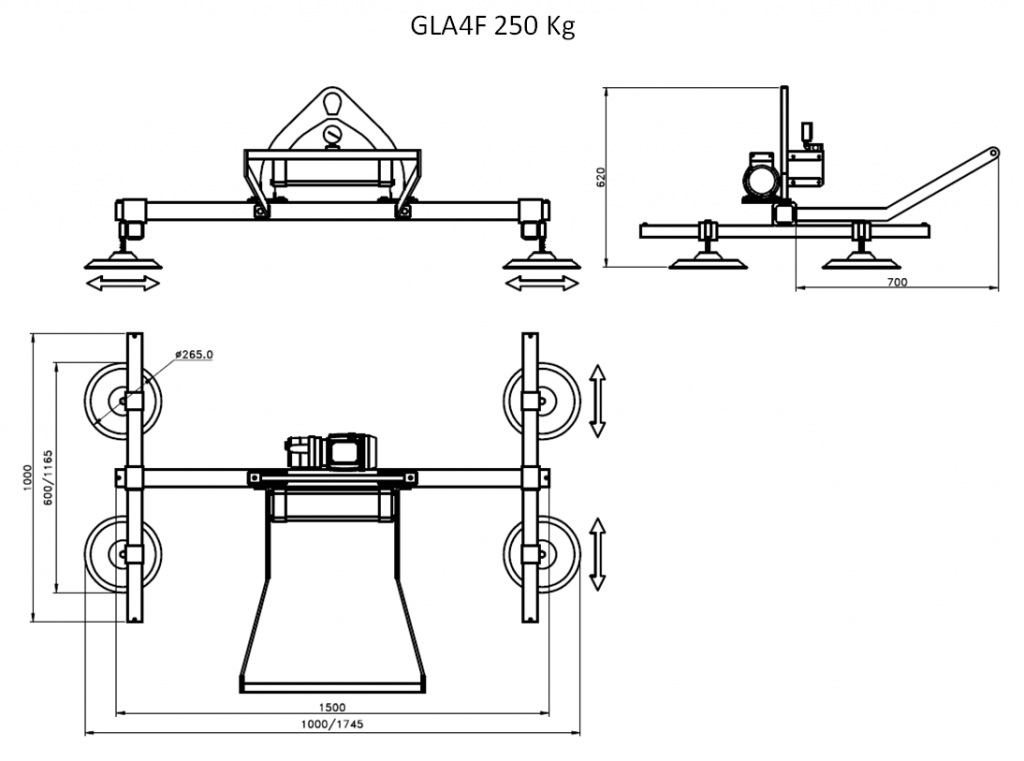 GLA4F 250
