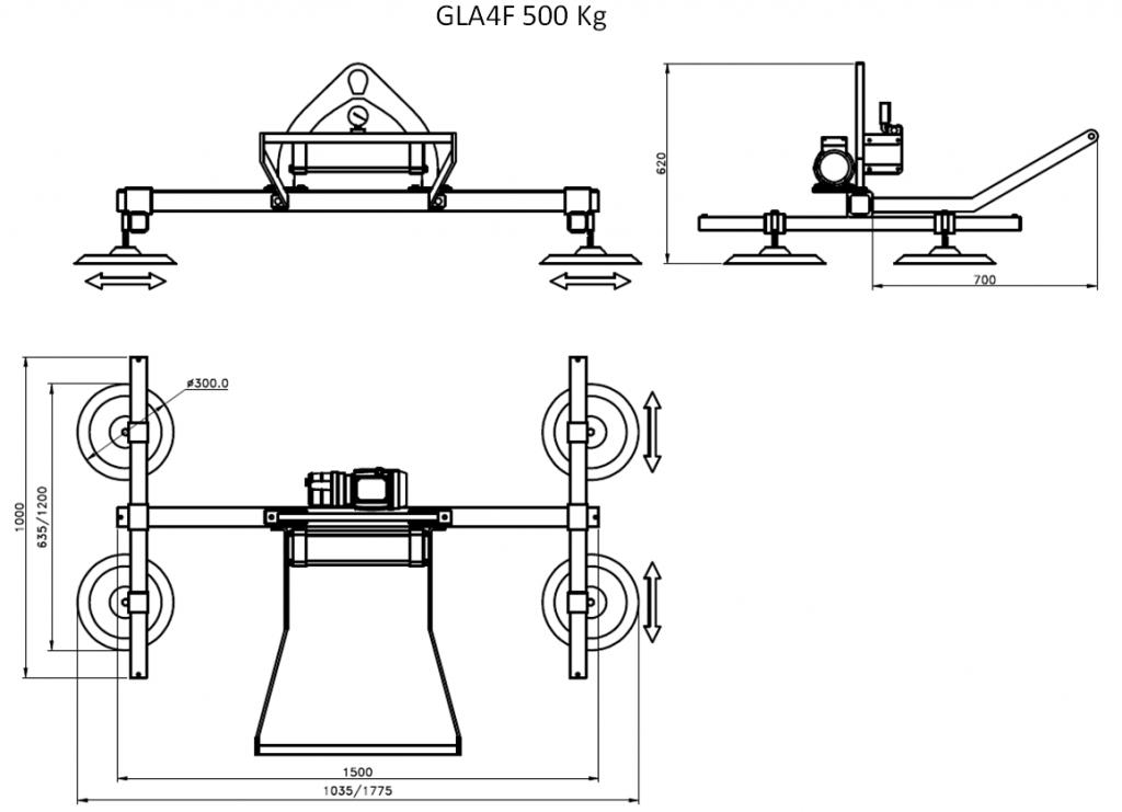 GLA4F 500