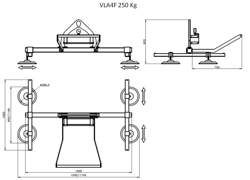 VLA4F 250