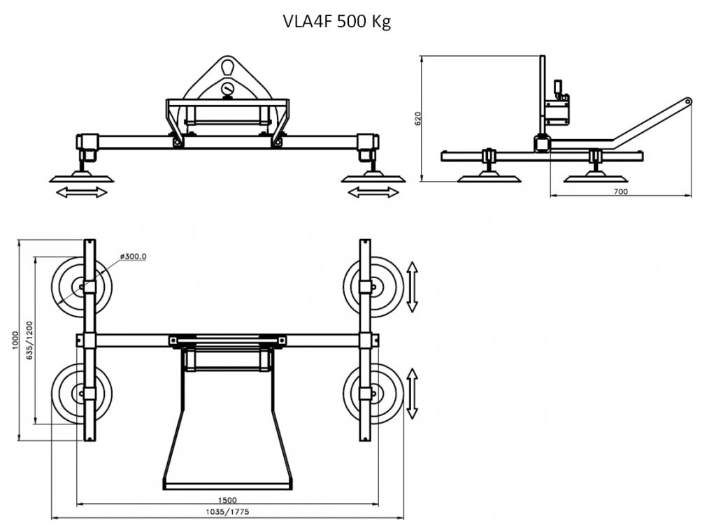 VLA4F 500