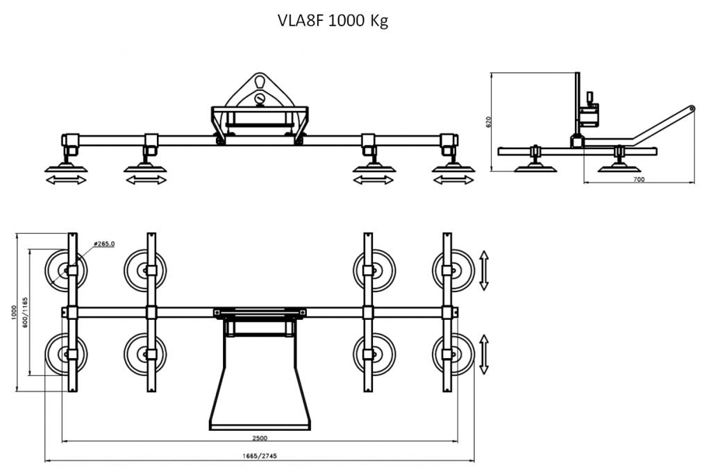 VLA8F 1000