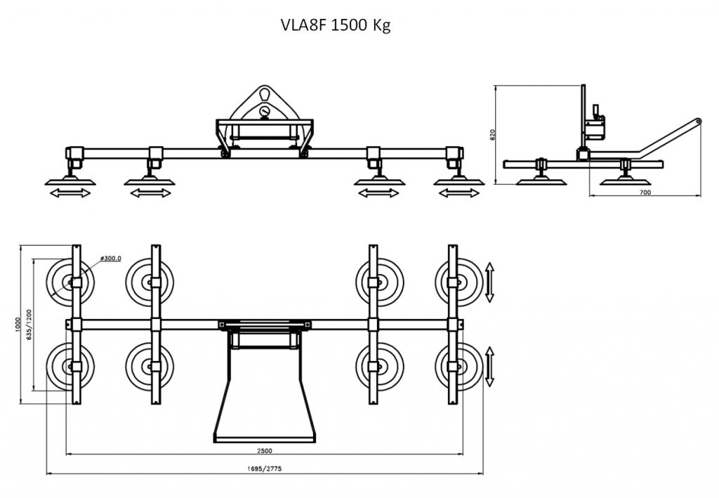 VLA8F 1500
